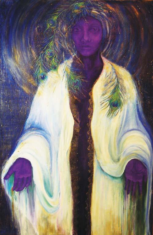 Art by Mary Hamilton