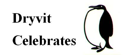 Dryvit Celebrates banner