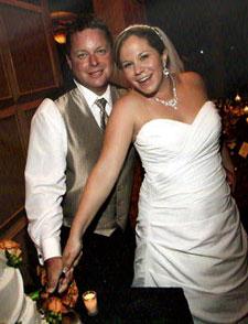 Brett and Catherine Henry wedding pix