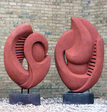 Unbridled Optimism Sculptures