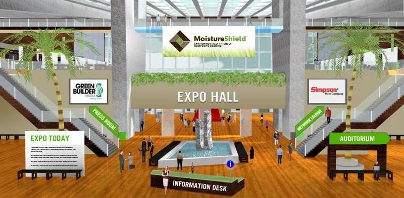 GreenExpo Virtual Lobby
