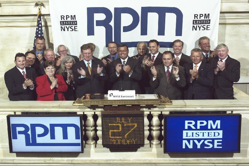 RPM rings bell