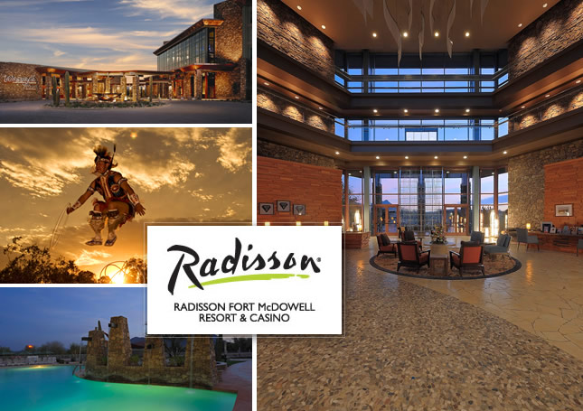 Radisson ft mcdowell resort and casino the boardwalk hotel and casino las vegas