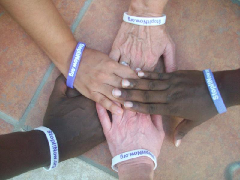 ghana partner hands