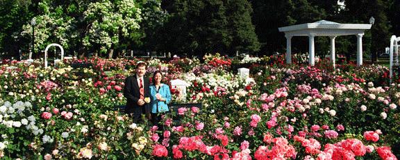 Rose Garden Founders