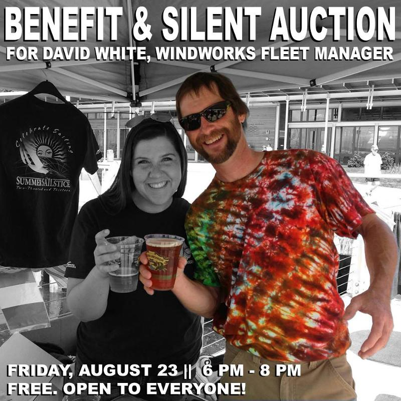 Benefit for Fleet Manager David White