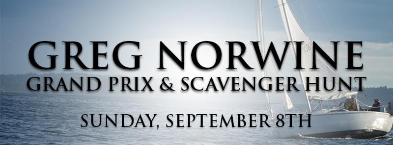 Greg Norwine Grand Prix & Scavenger Hunt on September 8