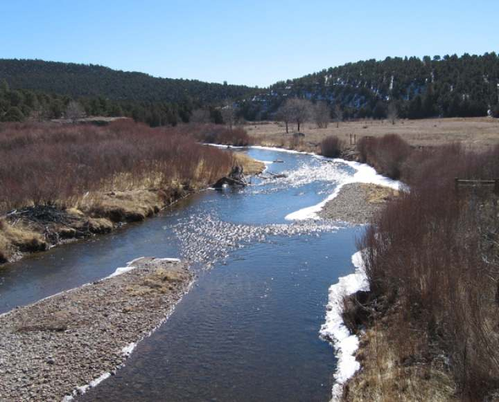 Greer Pecos River