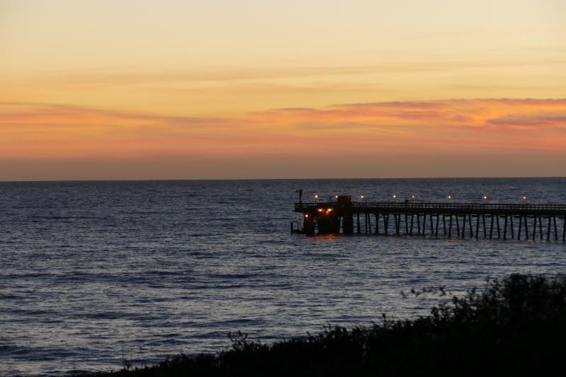 CA Sunset