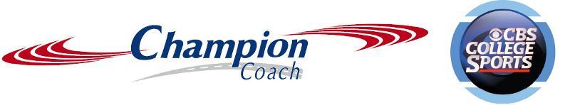 Champion/CBS logo