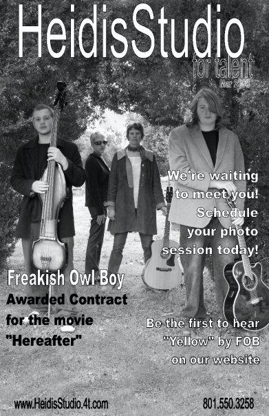 freakish owl boy