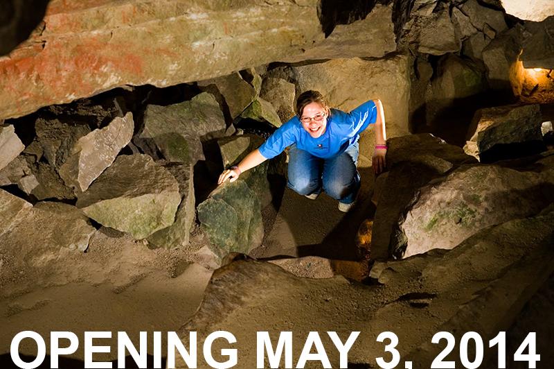 Seneca Caverns Opening May 3, 2014