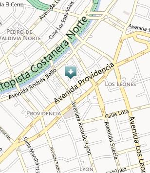 Mapa Sheraton CL b
