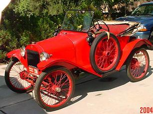 1915 Trumbull Automobile