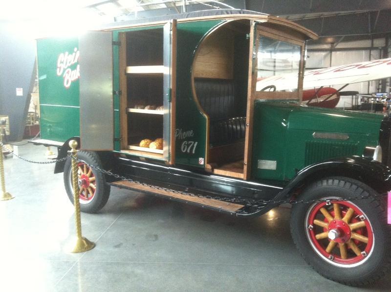 1926 International Bread Truck