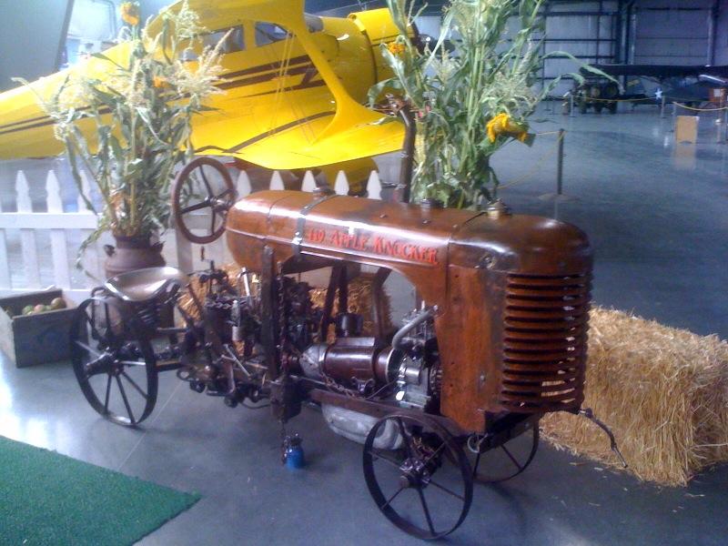 Kids corner Tractor