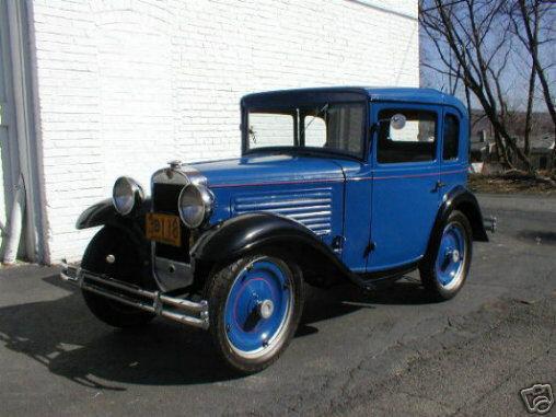 1930 American Austin Automibile