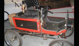 1899 Locomobile Steam Car