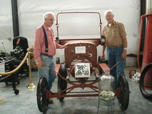 1918 Ambulance Project
