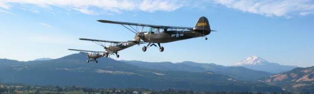 WAAAM Planes over Hood River