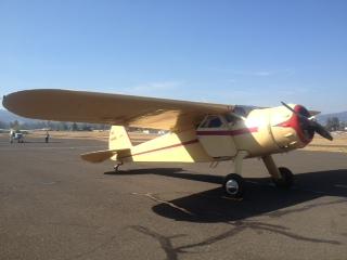 1940 Cessna 165 Air Master