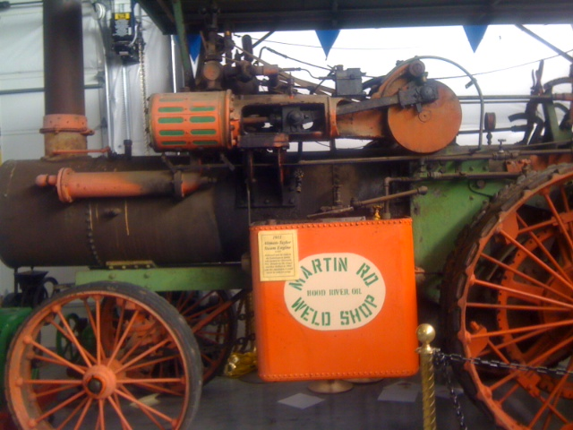1911 Steam Tractor