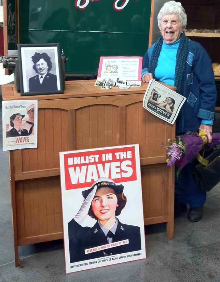 WAVE Anita Hooper 2013