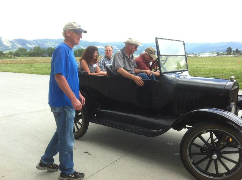 2012 Model T School Class One