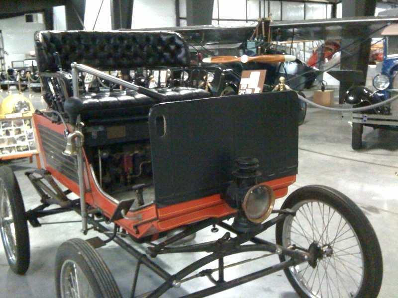 1899 Locomobile SteamCar
