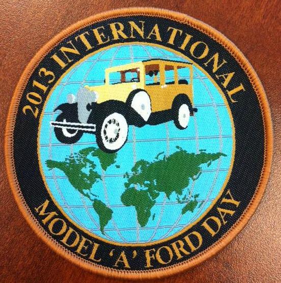 International model A patch