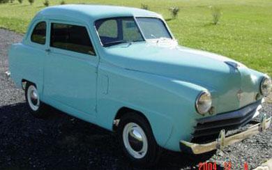 1950 Crosley Car