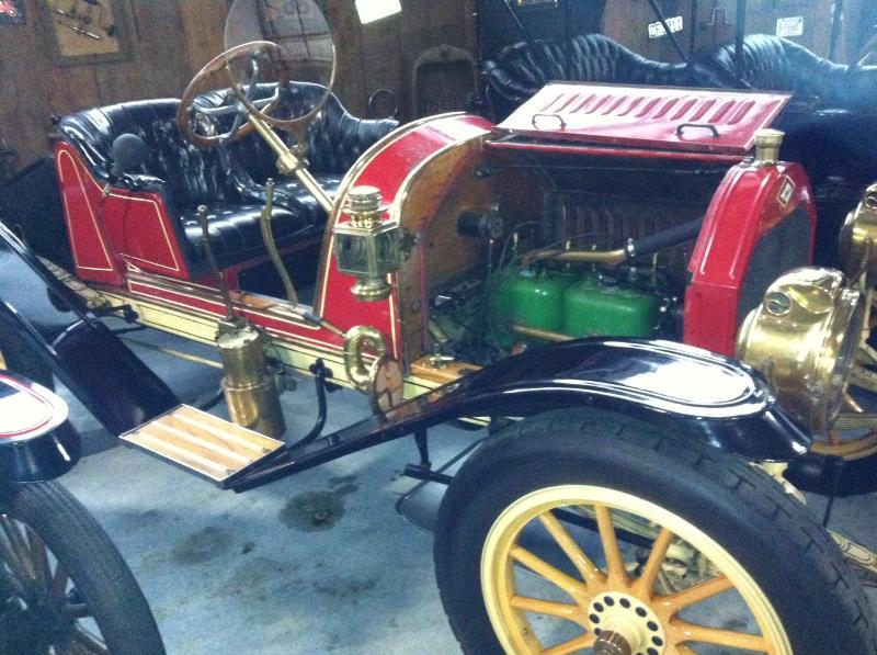 Jackson 1912 Model 28