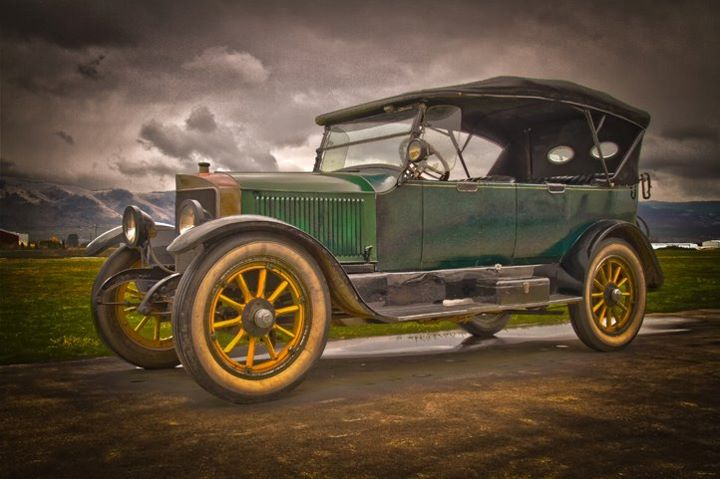 1918 Stanley Steamer by Photography by Nicholas- copywright