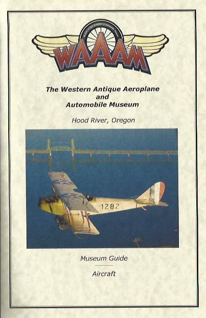 Museum Guide- Aircraft