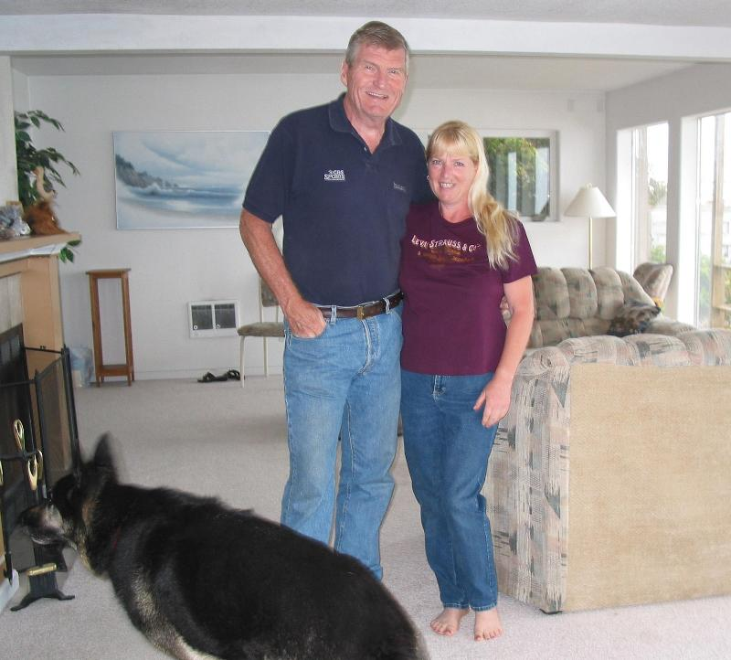 WAAAM Volunteers Dave & Marilyn Elkins