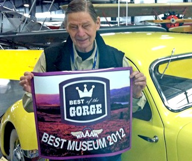 Best of the Gorge Award 2012