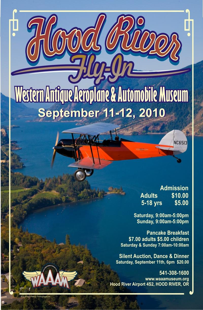 2010 Fly-In Poster