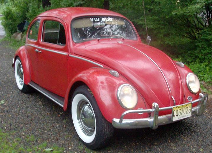 64 VW Beetle