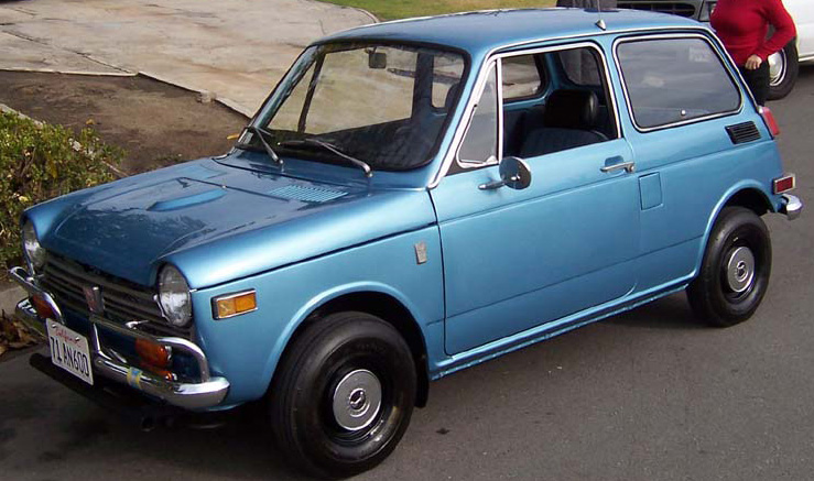 71 Honda 600