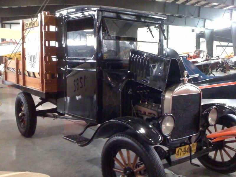 Mar 2010 Model T 1 Ton Truck 1925