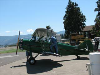 Antique Airways Beacon