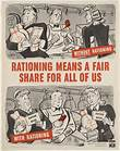 wwII RATIONING