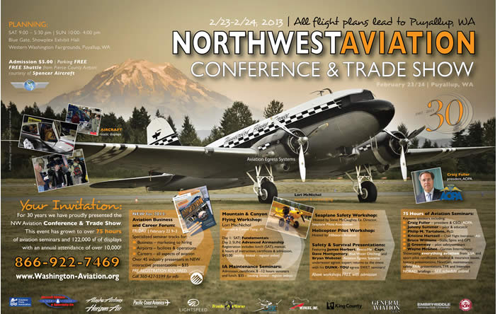 NW aviation conference