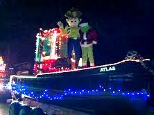 Tug boat in 2012 parade