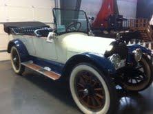 1915 Overland 82