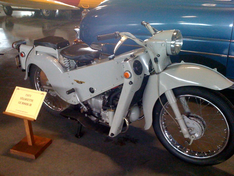 '71 Velocette Le Mark III Motorcycle