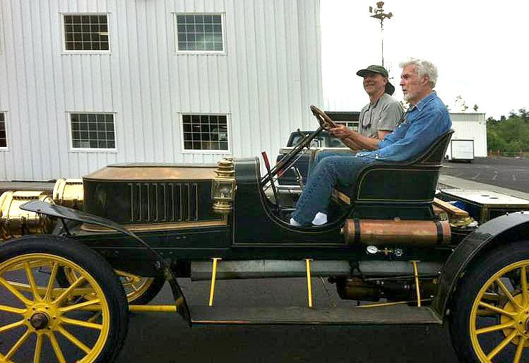 1908 Stanley St...er Model K