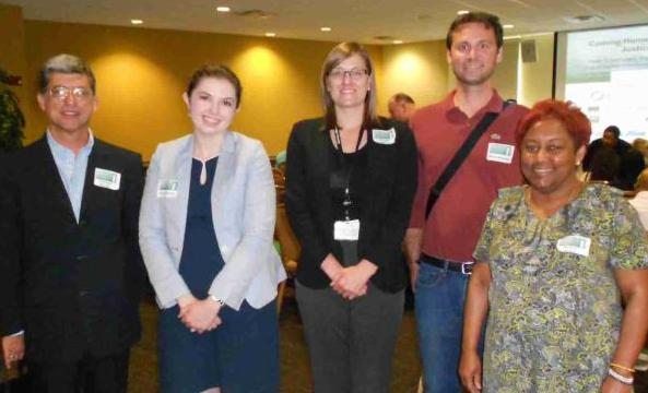 Staff attend Research that matters Conference at USF
