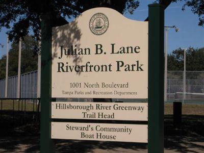 Julian B. Lane Riverfront Park