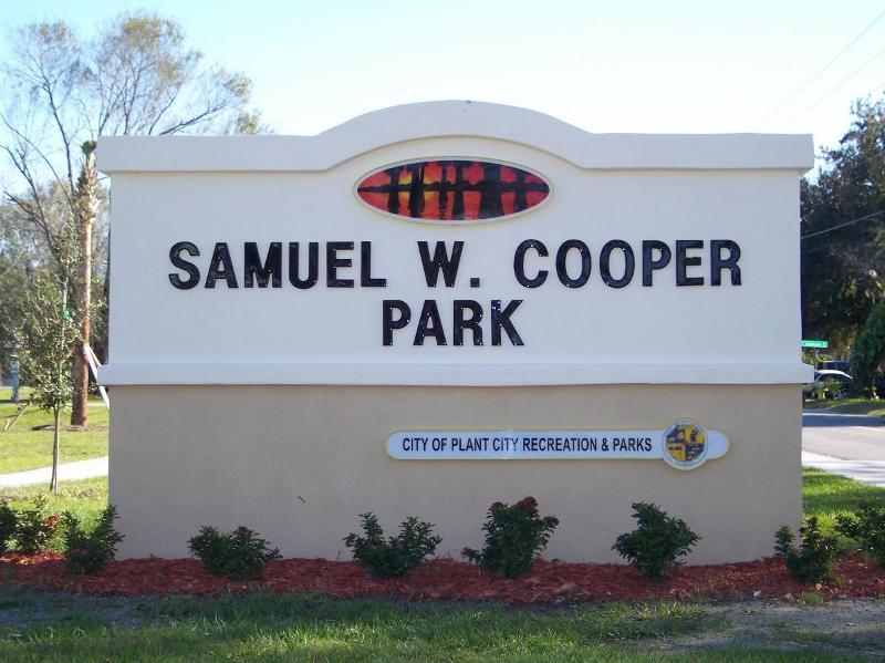 Samuel W Cooper Park